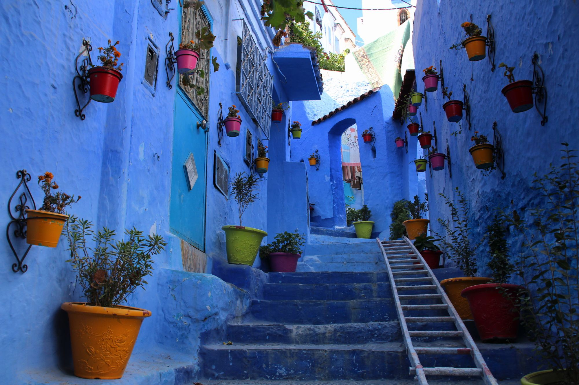 The Ultimate Guide To The Mysterious Blue Town Of Chefchaouen, Morocco