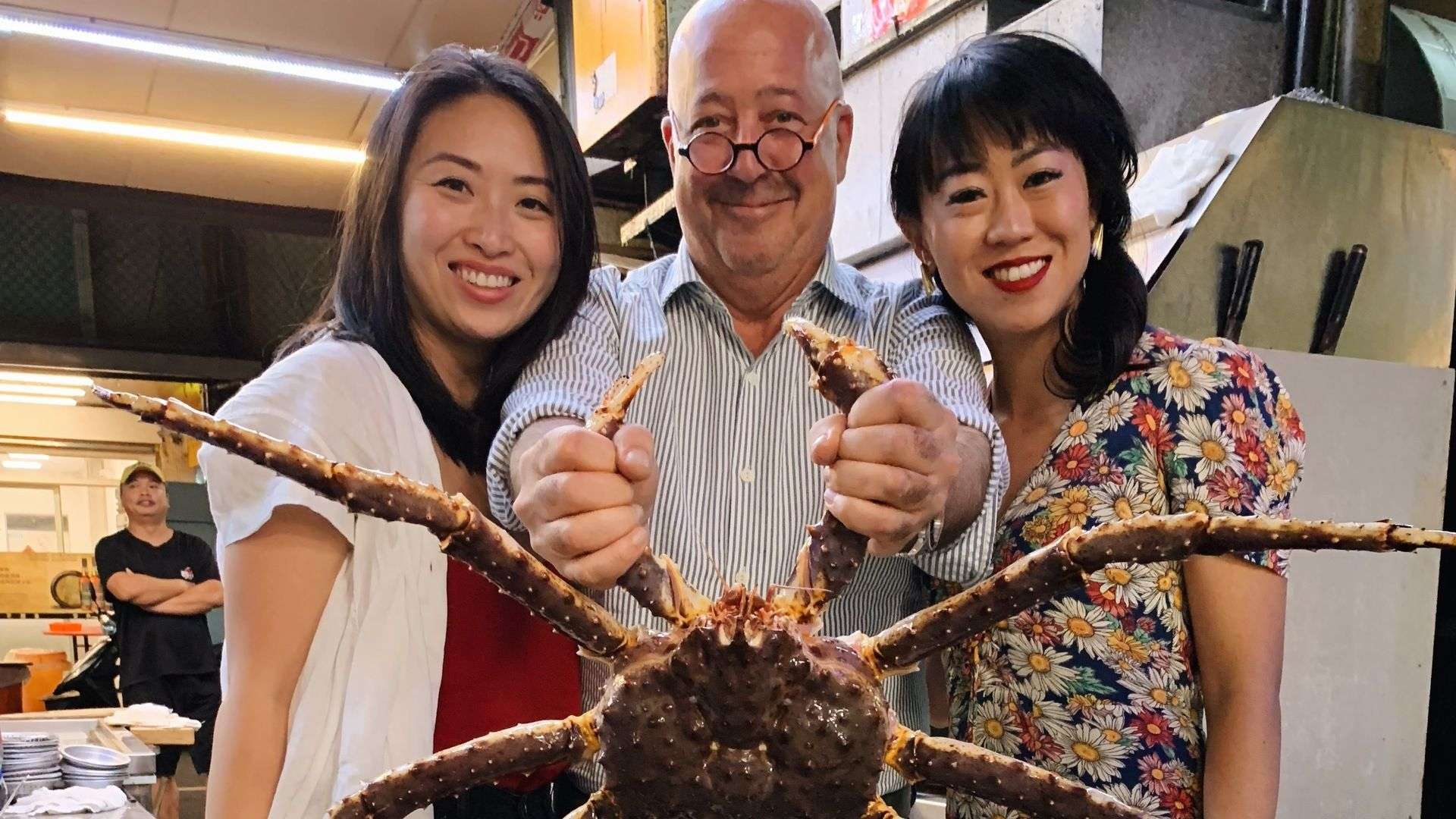 Andrew Zimmern's Ultimate Guide To Eating In Taiwan