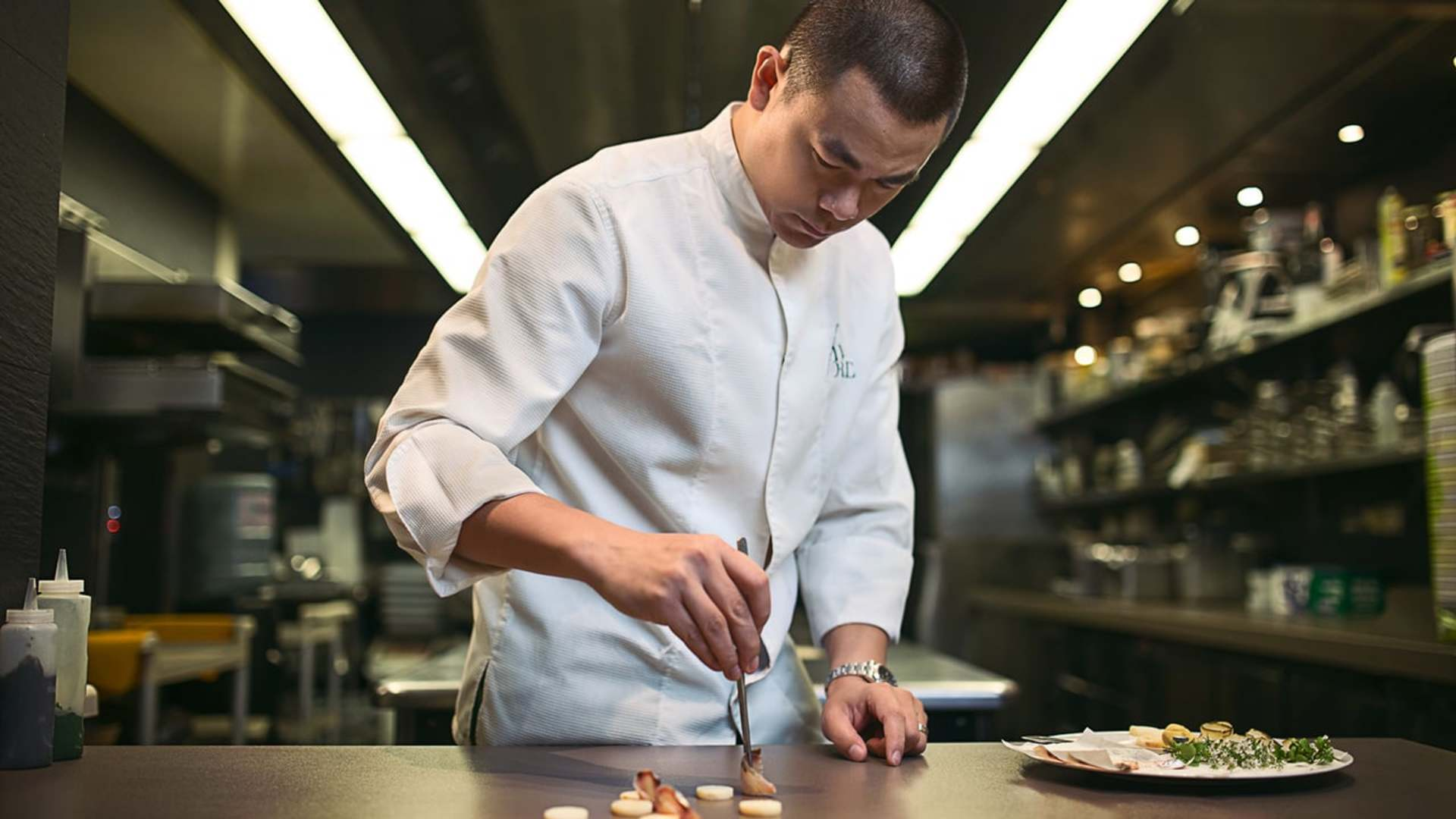 Globetrotting Chef Andre Chiang's Best Bites In Singapore