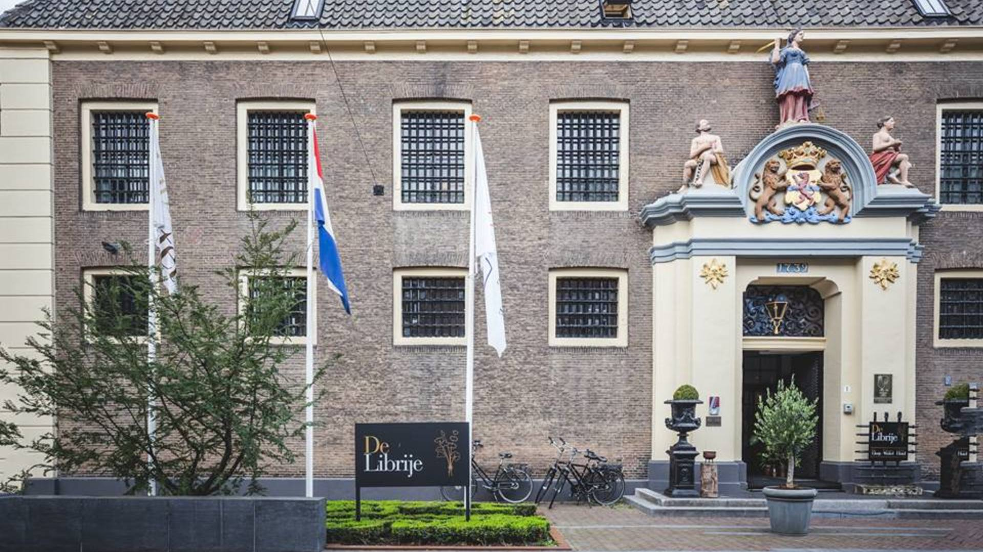 Over-The-Top De Librije Is The Most Exciting Hotel/Restaurant In The Netherlands