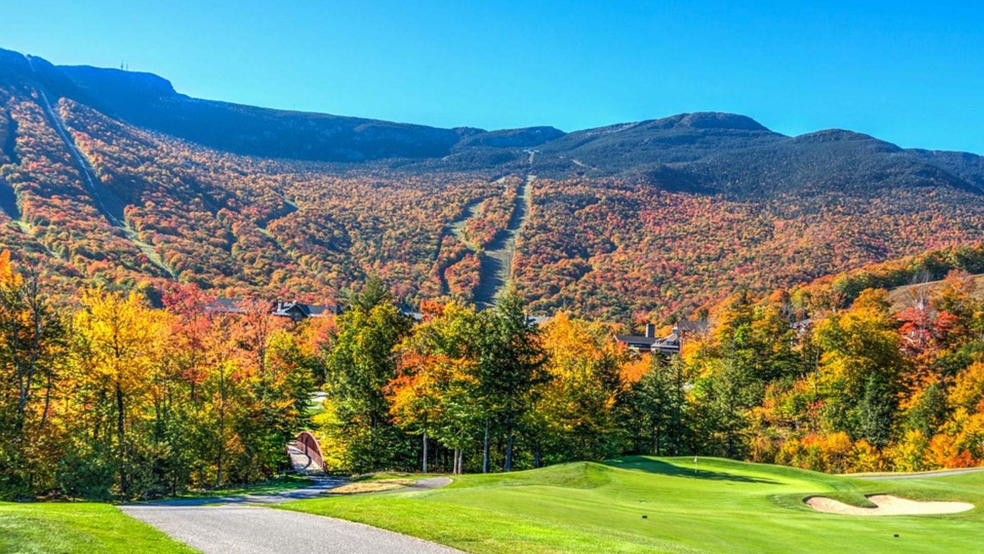 The Best Places To Go This Fall According To Peak Foliage