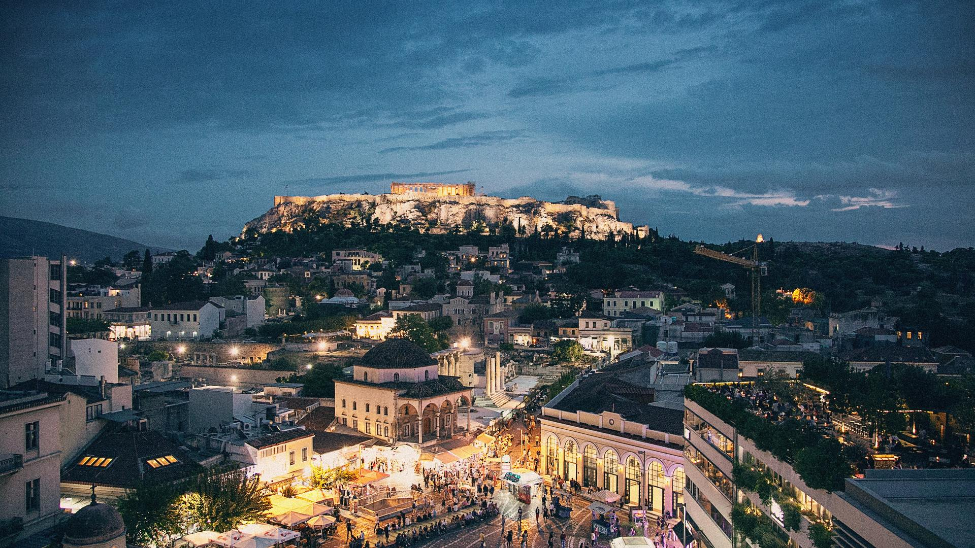 The Journy Guide To Athens In Winter