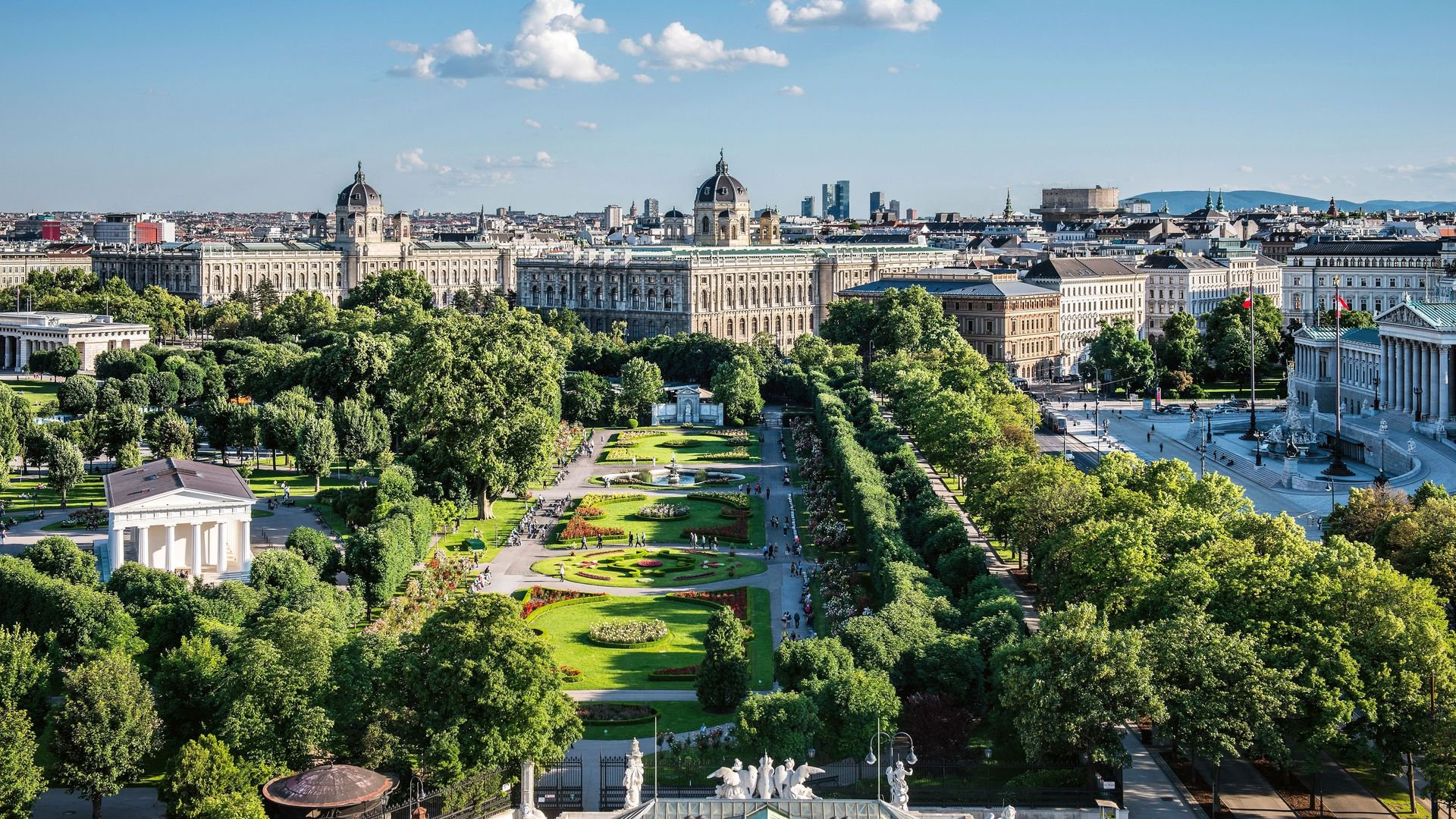 The Journy Guide To Austria