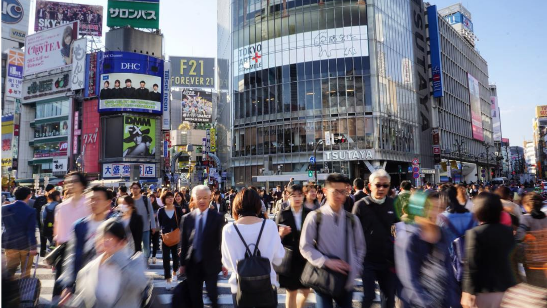 The Journy Guide To Tokyo