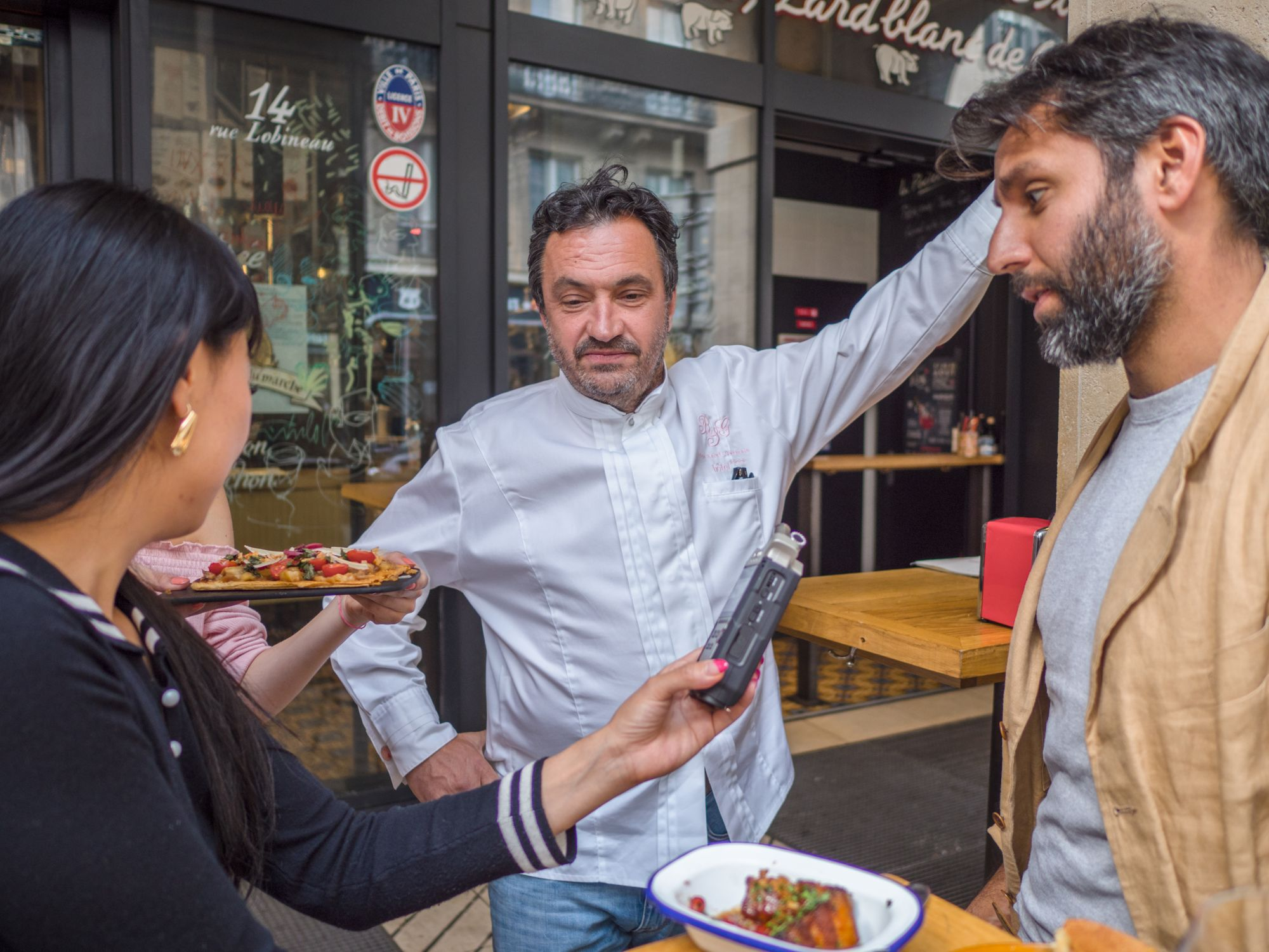 Chef Yves Camdeborde Of Le Comptoir On Founding The Bistronomy Movement That Revolutionized Paris