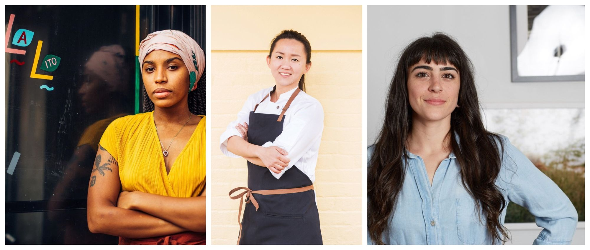 These 3 Women Are Equitably Leading NYC's Most Coveted Restaurants