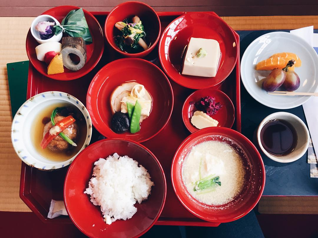 What Is Shojin Ryori Japanese Buddhist Cuisine?