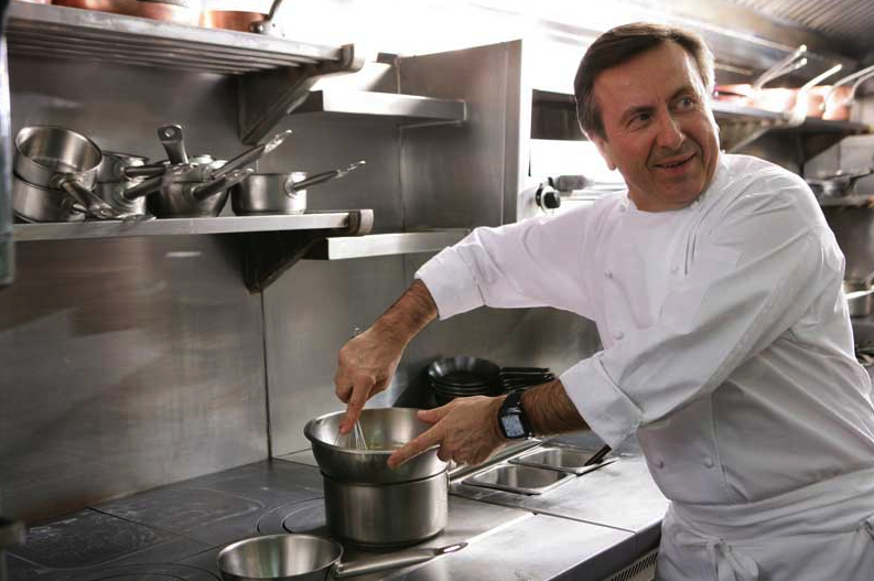 Chef Daniel Boulud Talks Travel Hacks, Tradition & The Legacy He Hopes To Leave Behind