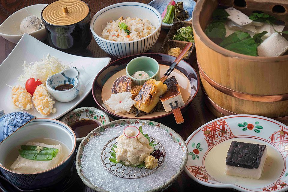 The 18 Best Vegetarian Restaurants in Kyoto