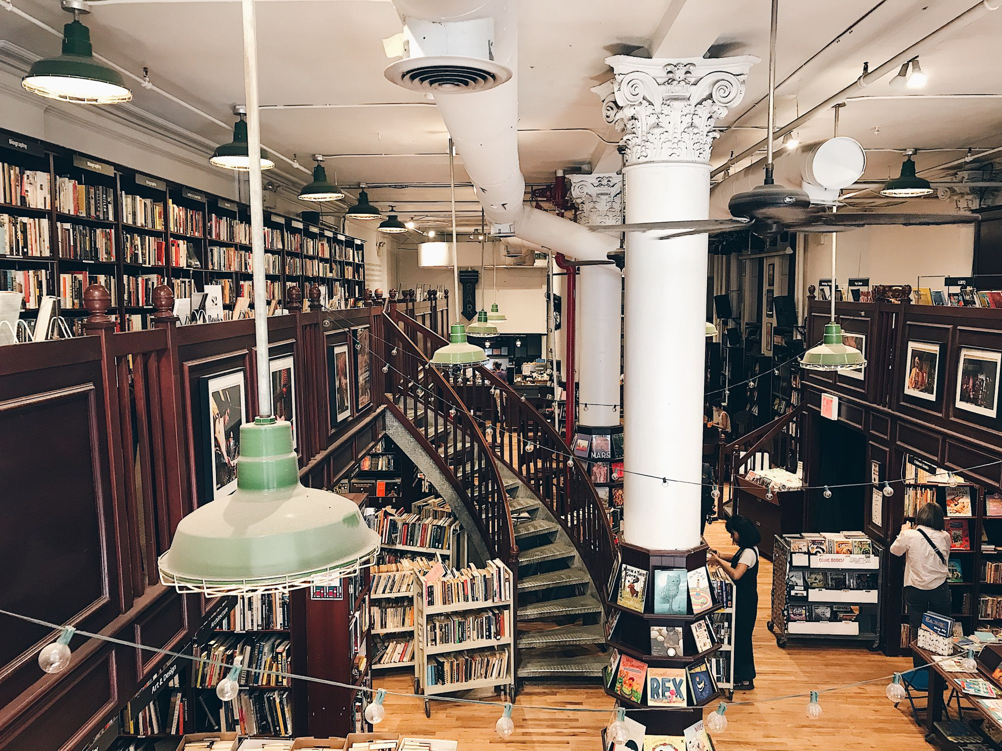 A Guide To The Best Independent Bookstores In Nyc Journy Home