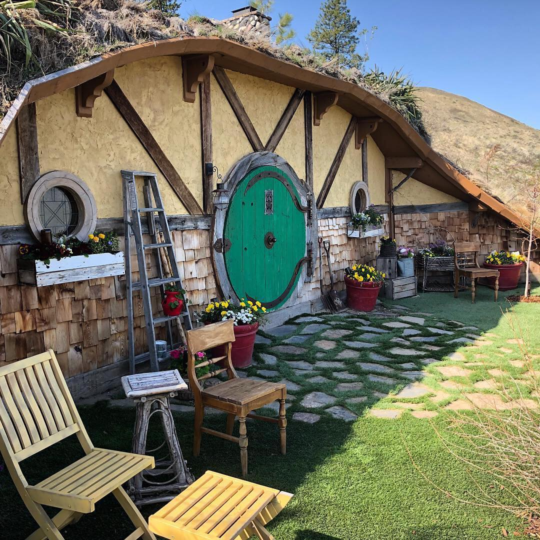 Your Hobbit House Fantasy Is Closer Than You Think