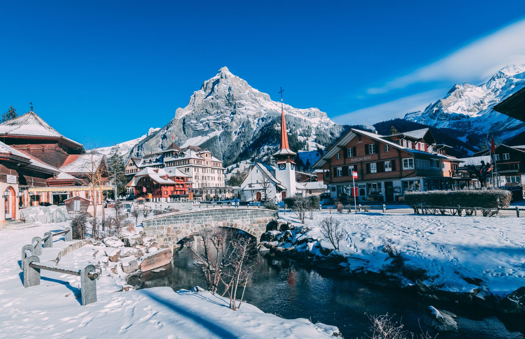 Things To Do In Switzerland In Winter