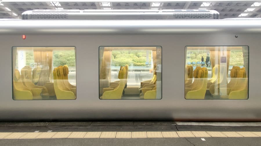 This Tokyo Train Is Designed To Look (And Feel) Like A Living Room