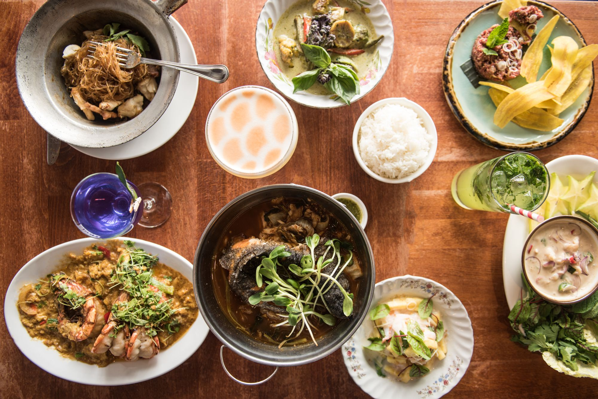 "Chef Ohm Suansilphong Of NYC's Fish Cheeks On What ""Authenticity"" In Thai Cuisine Means To Him"