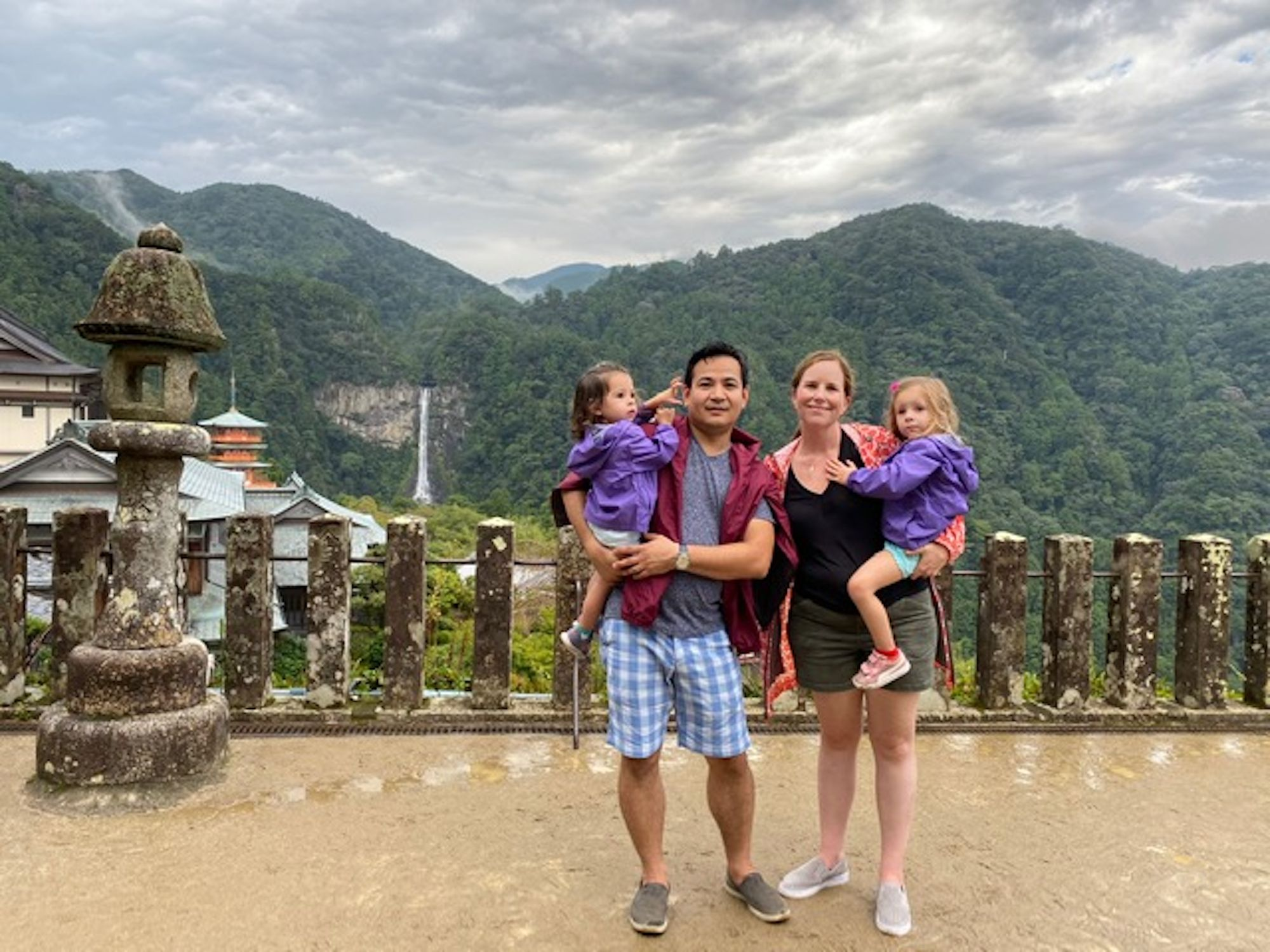 Journy Traveler Sarah Pace On Her Family Reunion (With Toddlers!) In Japan