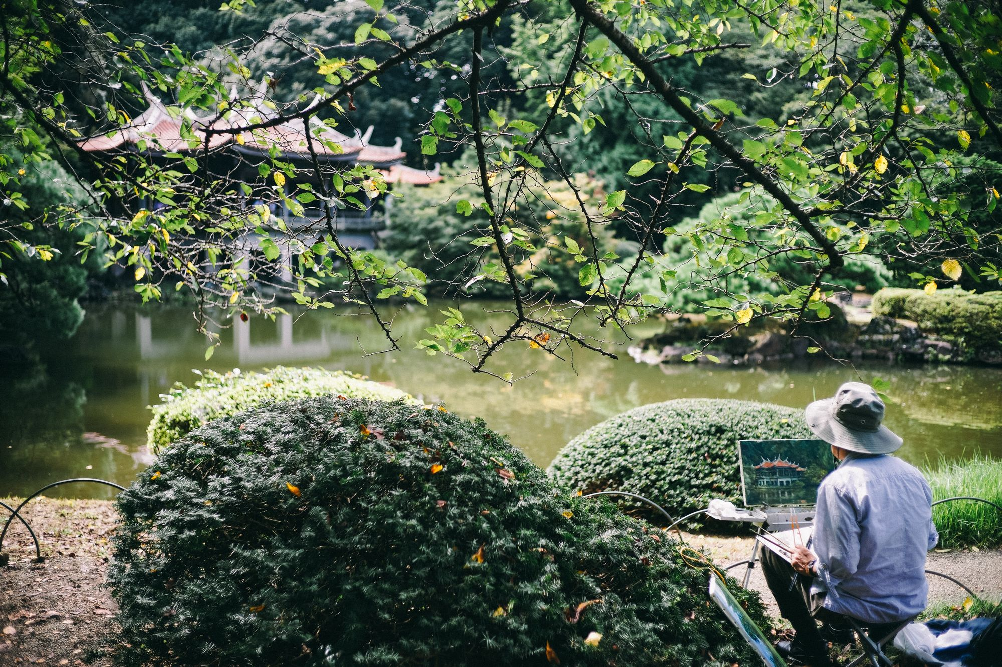 7 Of The Most Beautiful Gardens In Tokyo