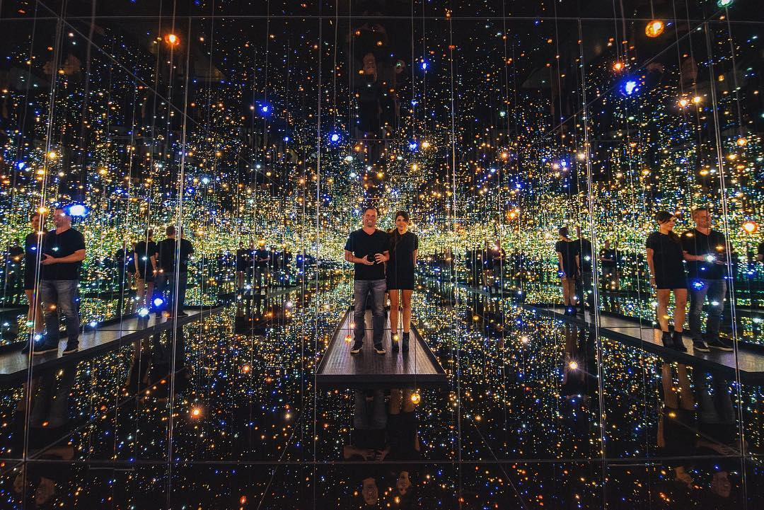 One Of The World's Most Famous Interactive Art Exhibits Is Coming To London