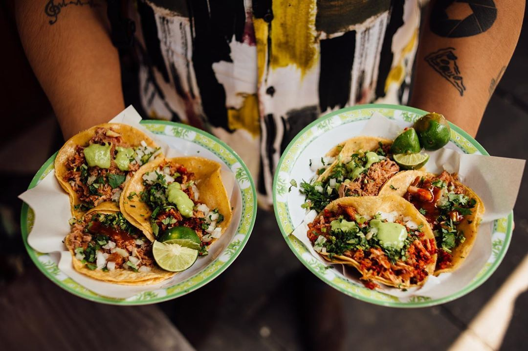 These Are The 12 Best Tacos In Mexico City