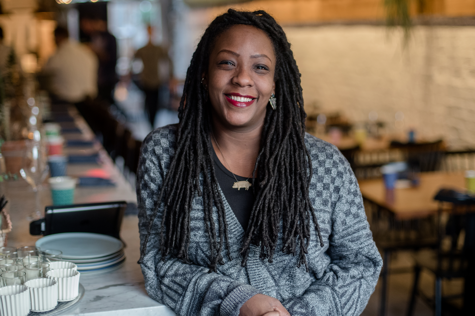 Olmsted's Zwann Grays On Diversity, Natural Wine, & Hope For The Future Of Restaurants