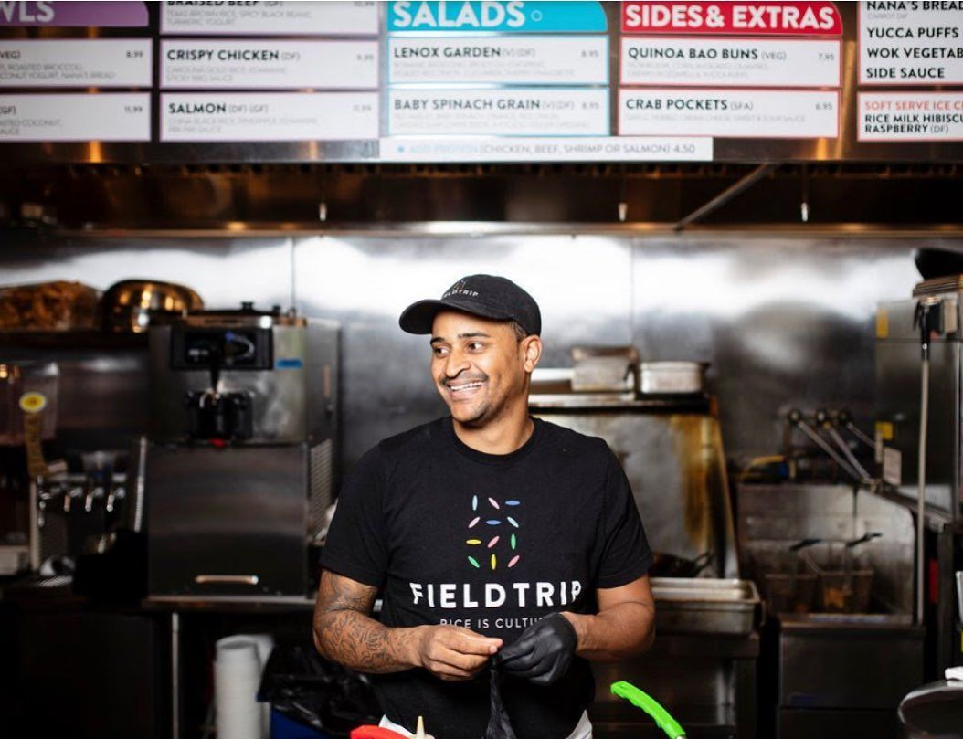 Chef JJ Johnson On What It Means To Cook Food Of The African Diaspora